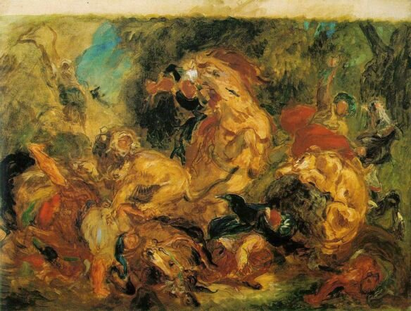 Delacroix-Baudelaire